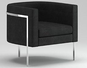 3D Harvey Probber Lounge chair