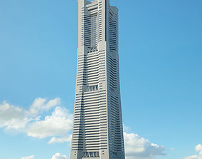 Yokohama Landmark Tower 3D