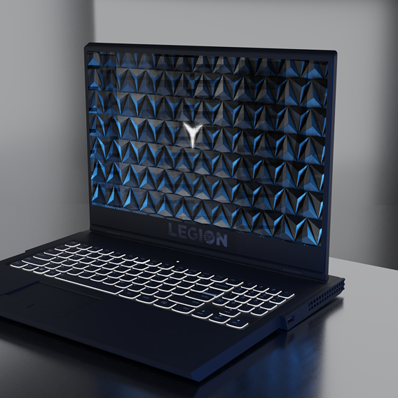 Lenovo Legion Product Render