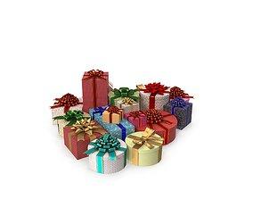 3D model Christmas Gifts New V2