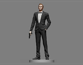 JAMES BOND DANIEL CRAIG MOVIE SUIT KILLER PRINTABLE