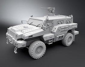 Paramount Marauder Scale model