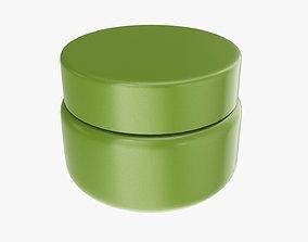 Plastic Jar Mockup 01 3D