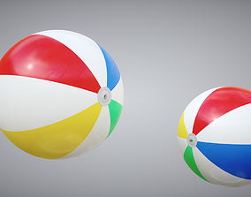 3D model Waterpool Ball