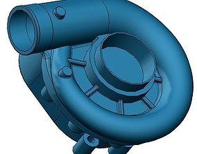3D model Vortec Blower