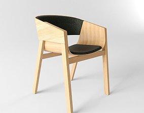 3D model Merano Armchair
