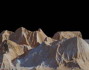 exterior Planet Surface 3D model