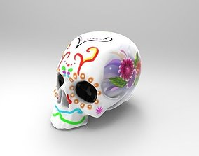3D print model Sugar Calaverita