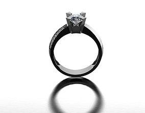 Diamond Ring 2018 3d -2