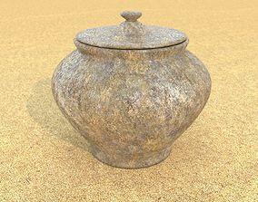 Pot antique 1 3D asset