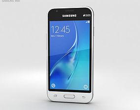 Samsung Galaxy J1 Nxt White 3D