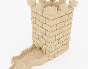 3D print model Dice Tower I