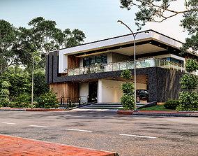 New Modern Villa 3D