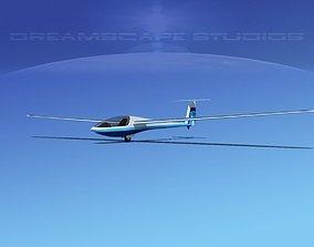 3D DG-400 15-Metre Motorglider V14