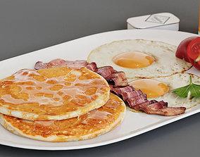 3D Breakfast