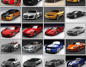 Dream Cars Collection 3D