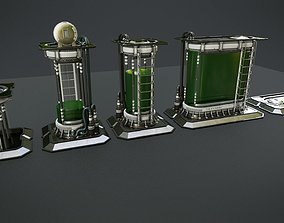 3D model Scientific Device 2
