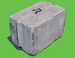 Concrete Block-3D Scan