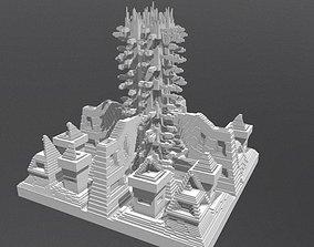 3D printable model Sci-Fi Building
