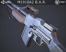 3D asset M1918A2