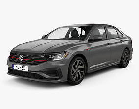 Volkswagen Jetta GLI US-spec 2018 3D model
