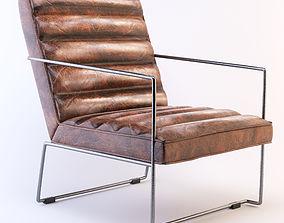 Arm chair Pearl 3D