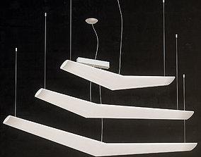Artemide Mouette 3D model