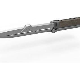 Vibroblade from The Mandalorian TV series 3D print model