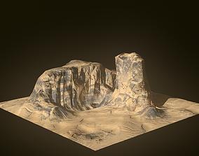 3D model Terrain 03