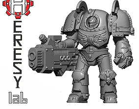 HeresyLab Talon Meka MK1 3D print model HL125