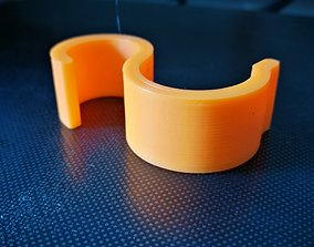 3D printable model Cable Clip for racing seat PLAYSEAT