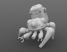 Tachikoma 3D print model