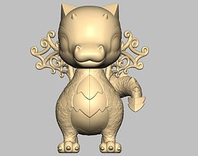 00086 Designed for 3D printing comic