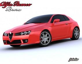 Alfa Brera std mat 3D
