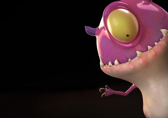 Obie The Monster