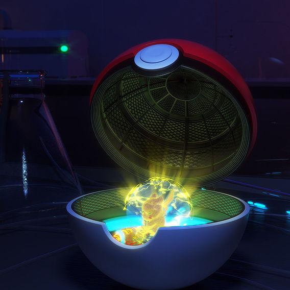 Pokemon lab