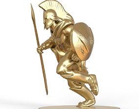 3D print model Spartan Sculpture