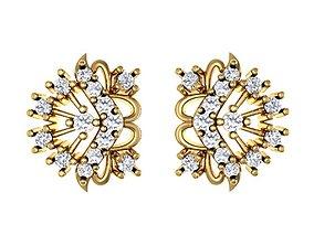 earring Ladies Earrings Tops 3D printable model