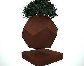 Levitating the pot 3D model
