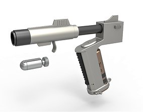Shark gun from the movie James Bond Live and Let Die 3D