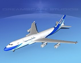Boeing 747-8I All Nippon Cargo 3D