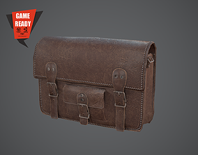 3D asset Bag PBR LowPoly GameReady