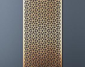 Decorative panel 217 3D