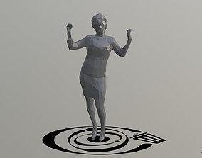 Human 063 LP R 3D model