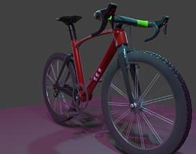 3D trek bicycle model