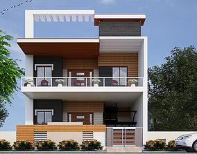 house apartment 3D printable model House