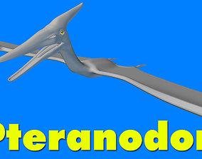 3D Pteranodon
