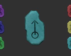 Tibia HMM Rune - CGI or Printable - 06