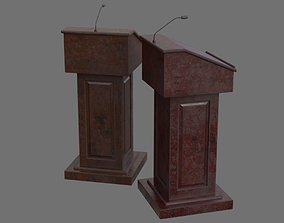Podium 1C 3D model