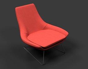 3D model Flow Chair